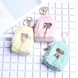 2017 Backpack purse keychain for girls