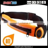Led daytime running waist belt sport belt for out door sports