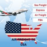 International Consolidate Logistic Service From China to USA