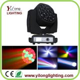 cheap 19PCS 15W RGBW Cree beam moving head wash light,bee eyes moving heads,led stage lighting for sale,led lighting