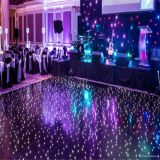 2018 hot sales Led starlit dance floor for wedding stage