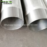 Seamless Stainless Steel AISI304L Water Well Casing for Water Well Drilling