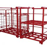 High quality stacking rack using for warehouse and workshop