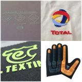 T-shirt Custom Logo Heating Hydraulic Embossing Press Machine