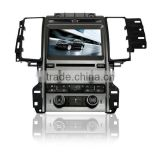 Dual zone wince car dvd player for Ford Taurus with GPS/Bluetooth/Radio/SWC/Virtual 6CD/3G /ATV/iPod