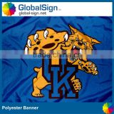 dye sublimation printing custom polyester banner