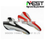 New hot selling leather bicycle saddle /bicycle saddle bike saddle factory