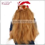 Fancy synthetic party cosmetic fake mustache beard for sale                                                                         Quality Choice