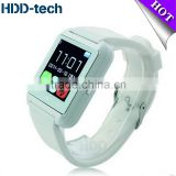 U8 Bluetooth Smart Wrist Watch Phone Mate For IOS Android Samsung HTC Iphone bluetooth watch Black