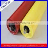 Lithium greasing rollers for modular belt conveyor