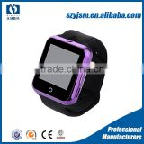2015 New product smart watch with heart rate monitor, SIM card, Dazzles the colored lantern
