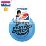 shanotou chenghai toys factory wholesale frisbee toy 14'' fabric cloth flying disc