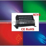 concert stage lighting, 36pcs*3w rgb led waterproof wall washer light