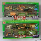 New kid toy, Diecast Farm Cars Set,baby toy