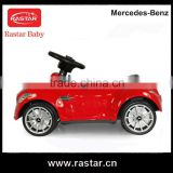 Rastar Plastic Material Ride On round baby walker hot new items