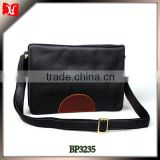 Top grade customized retro leather school satchel