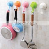Plastic Vaccum Suction Cup Hook