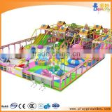 Funny candy theme indoor safety playground Soft play zone children foam indoor playground