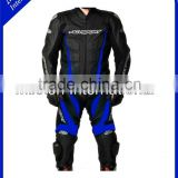High quality leather motor bike suit