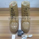 Factory price/lowest price/cheapest price/cheap Hot sale Portable Heated/heating shoe/shoes Sport/Ski/Cycling