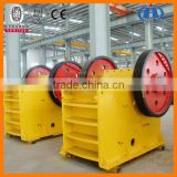 Best quality small diesel engine jaw crusher machine