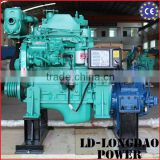 Diesel engine marine engine
