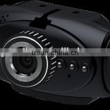 Newest design car camera dvr , night vision car camera car black box