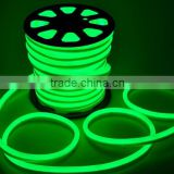 Holiday Decorative Lighting Flex LED Neon Rope Light Green