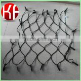 elasitc diamond rubber mesh netting