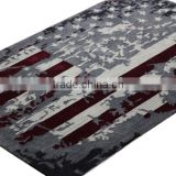 New Design Fashion Vintage Design Carpet The Union Flag Design Living Room Carpet,Shaggy Carpet For Home Decorative YB-A057