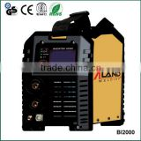 BI-2000 AC DC Digital MCU Inverter HF TIG MMA 2 in 1 Welder                                                                         Quality Choice