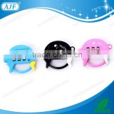 AJF manufacturer fast delivery newest zinc alloy animal shapes locks with 3 digits pig shape lock