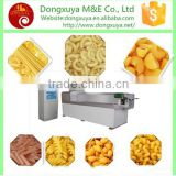 2015 New Professional Snack Food Processing Line for Screw and Shell Shape Factory Price Good High Quality
