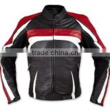 Fitted Ladies Leather Motorbike Jacket in Cowhide Leather, Professional Fit Leather Jacket From Sialkot Pakistan