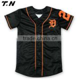 Cheap blank baseball jersey wholesale baseball uniforms custom                                                                         Quality Choice