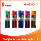 China iso plastic disposable gas lighter HL-09200-1T