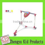 2014 cool wheel baby walker/ pusher baby walker/colourful musical walker for baby