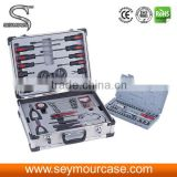 aluminum metal hard case tool box