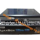 Stocks for 2015 newest JyAXBox Ultr HD V20 with WIFI, jb200 module DVB-S2 8psk satellite receiver north america