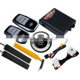 PKE keyless entry start PKE push button engine start stop system for Tyota Prado RAV4 EZ Corolla