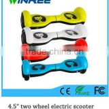 Children 2 Wheel 4.5 Inch Self Balancing Scooter Electric Skateboard mini Hoverboard for Kids