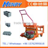 QMD4-45 price list of concrete block making machine in Nigeria, used block machine wholesale