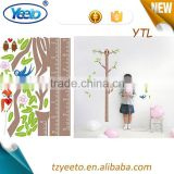 Hot Sale PVC Height Measure Baby Sticker