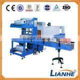 Film Cutting Sealing Machine Can POF PE PVC Bottle Shrink Wrap Machine