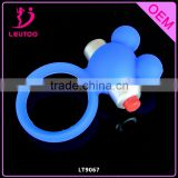 Alibaba China Sex Product Silicone Vibrating Cock Ring,Man Cock Ring Sex Vibrator Toy Penis Ring for Men