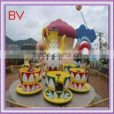 2011 Hot outdoor park Coffee Cup Amusement Equipment
