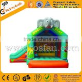 New bouncy castles inflatable castle slide and jump for kids and hire A3069