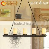 e27 pendant light,decorative pendant lights,chandelier made of shells,dining lamp