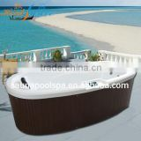 2014 Hot selling Aristech acrylic spa hot tub RCM2311 sexy hot tub massage(2 persons)