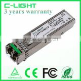 80km 1550nm SFP Compatible HUAWEI Network Equipment